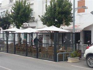 Cafe bar Andalucia, Vejer