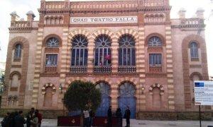 The famous Falla theatre