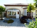 The villa with glazed porch