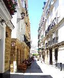 Calle Sopranis at Calle Amaya