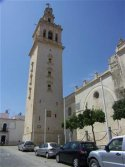 Lebrija Parish church