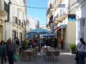 Chiclana town centre