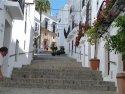 Old town Vejer